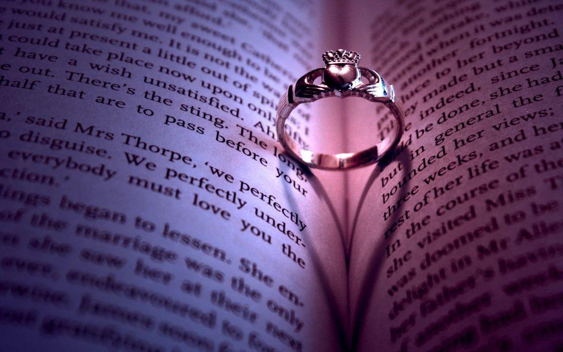 anillo alianza paginas libro wallpaper