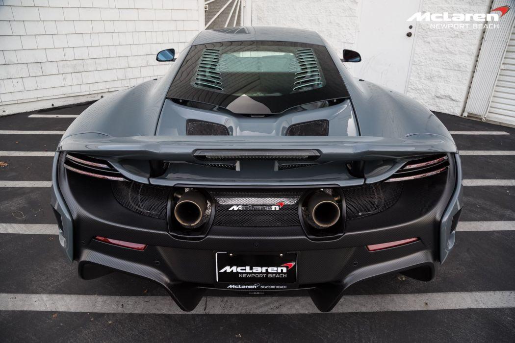 2016 McLaren 675LT Coupe cars wallpaper