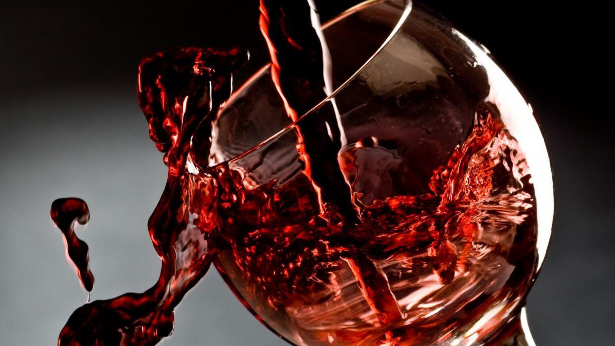 copa vino vidrio rosado wallpaper