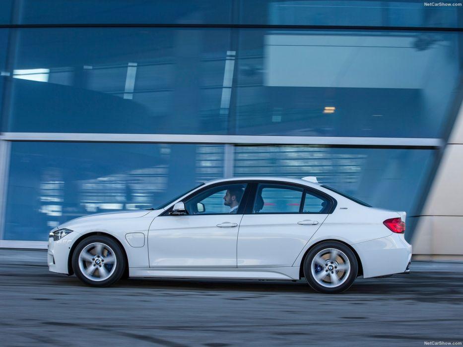 BMW 330e cars sedan 2016 wallpaper
