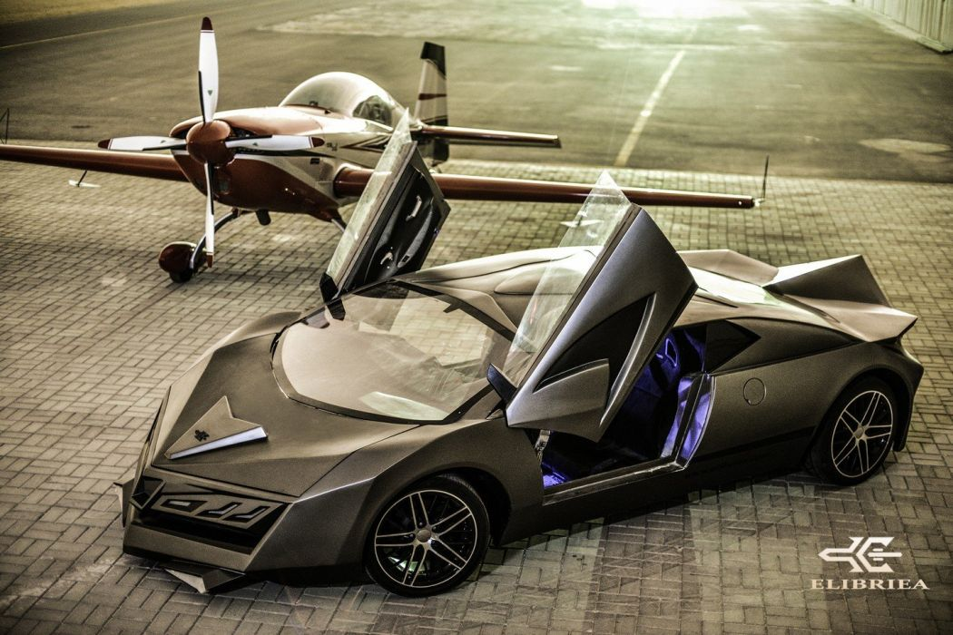 Elibriea concept cars 2016 wallpaper