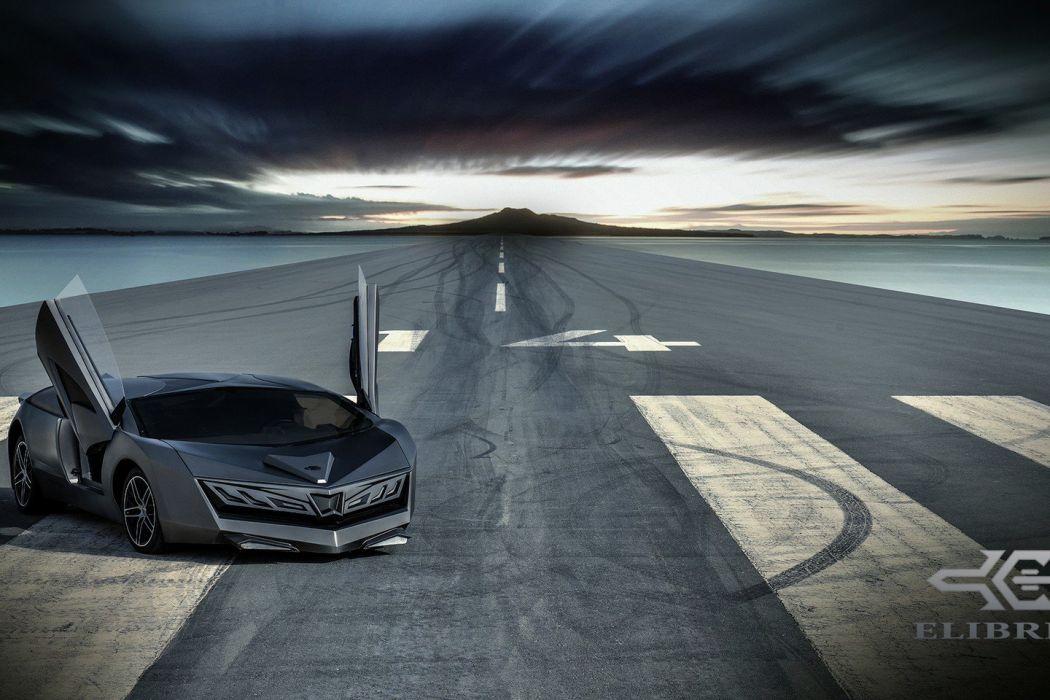 Elibriea concept cars 2016 wallpaper