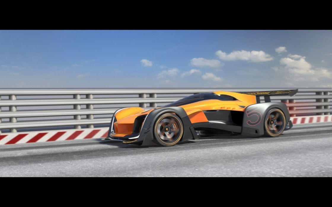 2016 Anki RS RSR concept cars wallpaper