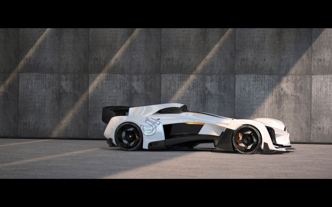 2016 Anki RS RSR concept cars wallpaper