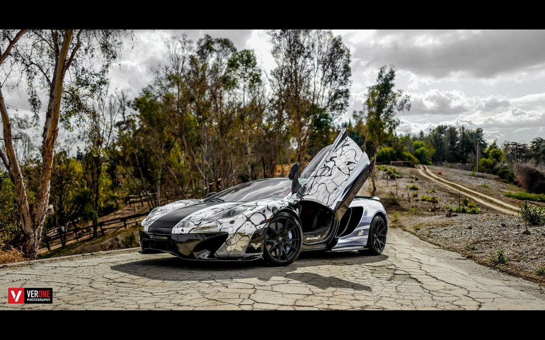 2016 Vorsteiner McLaren MP4 12c cars modified wallpaper
