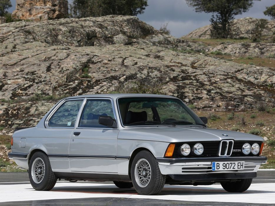 BMW 323i Coupe (E21) cars 1978 wallpaper