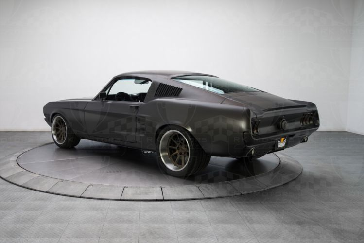 1967 Ford Mustang cars modified wallpaper