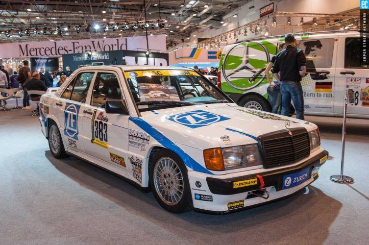 2015 Essen Motor Show cars tuning modified wallpaper