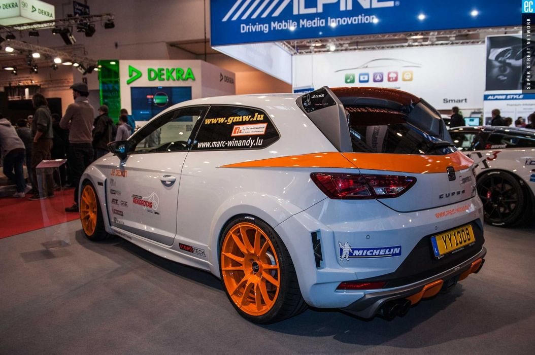 2015 Essen Motor Show cars tuning modified wallpaper