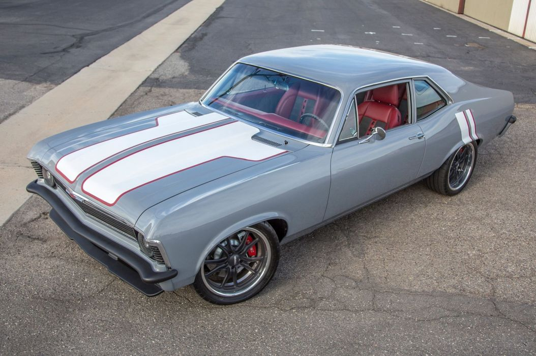 1972 Chevy Nova cars modified wallpaper