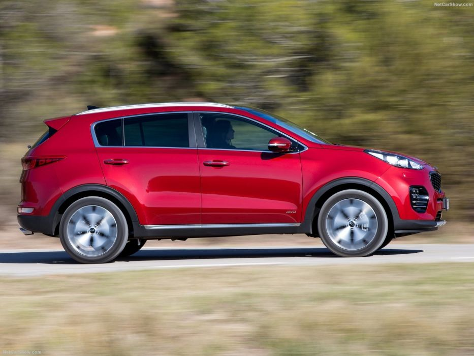 2016 cars kia sportage suv wallpaper
