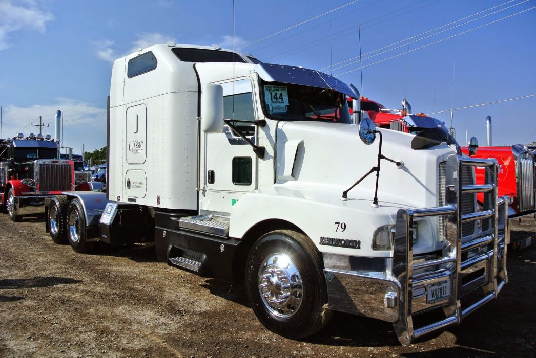 Kenworth T800 wallpaper