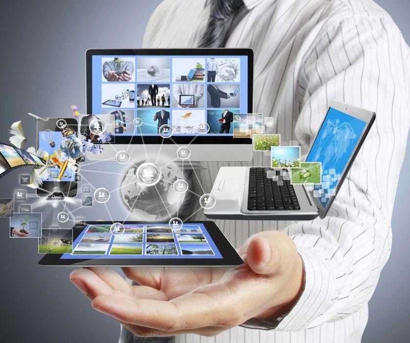 ordenadores tablets moviles tecnologia wallpaper