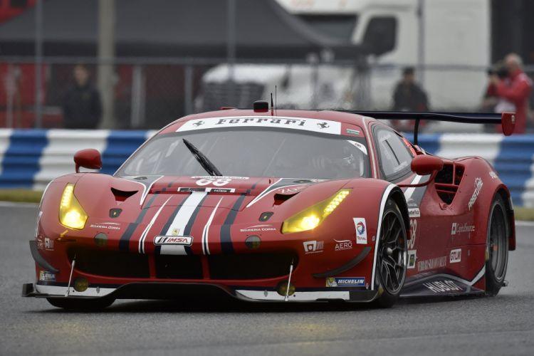 2016 488 cars Ferrari gte racecars wallpaper