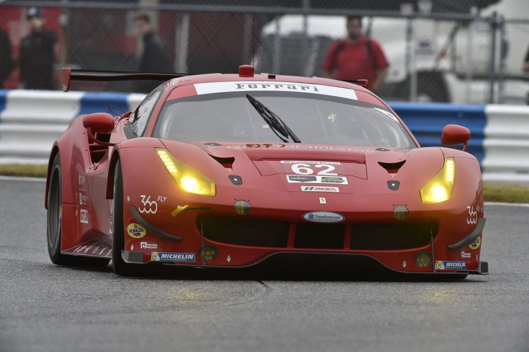 2016 488 cars Ferrari gte racecars wallpaper