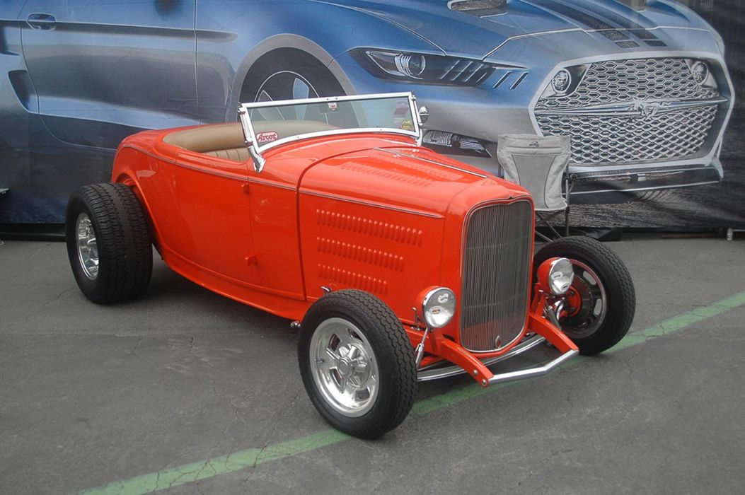 2016 Grand National Roadster Show cars classic usa wallpaper