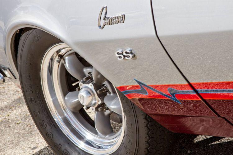 1968 Chevrolet Camaro custom hot rod rods muscle classic wallpaper