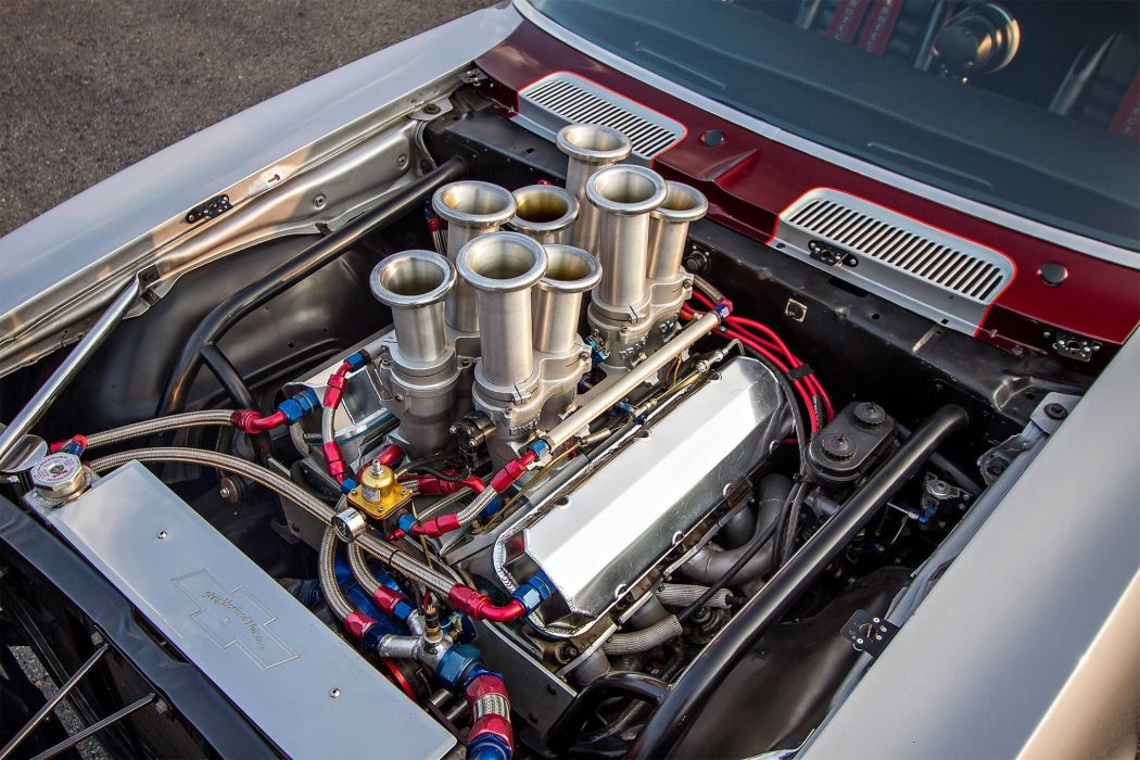1968 Chevrolet Camaro custom hot rod rods muscle classic wallpaper