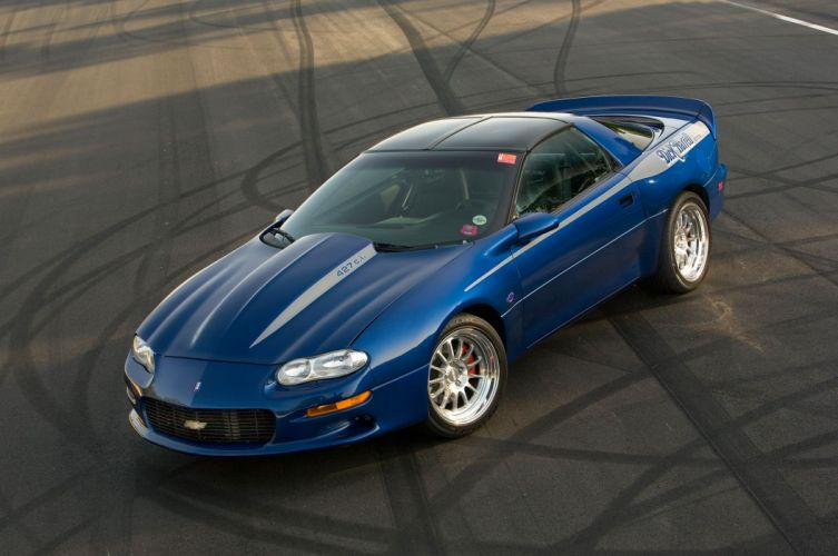 2002 Berger Chevrolet SS Camaro tuning custom hot rod rods muscle s-s wallpaper