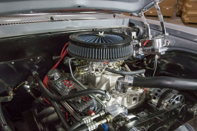 1972 Chevrolet Nova muscle classic custom hot rod rods wallpaper