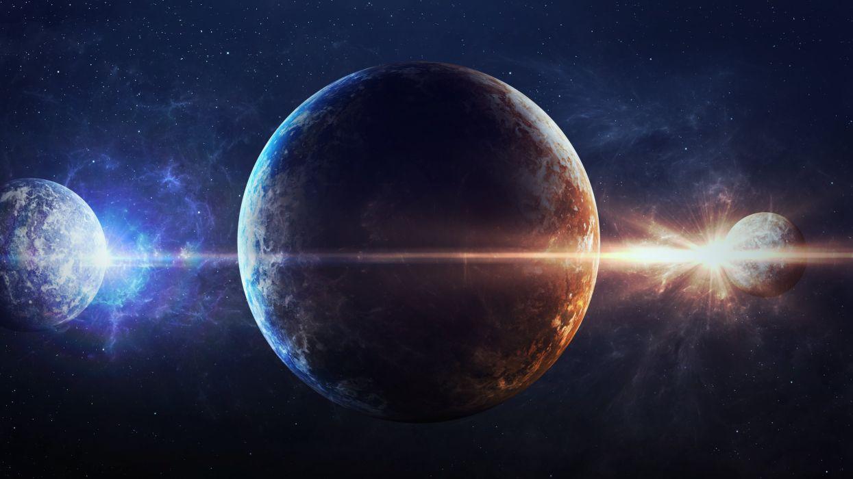 sci-fi science space art artwork fantasy artistic original wallpaper