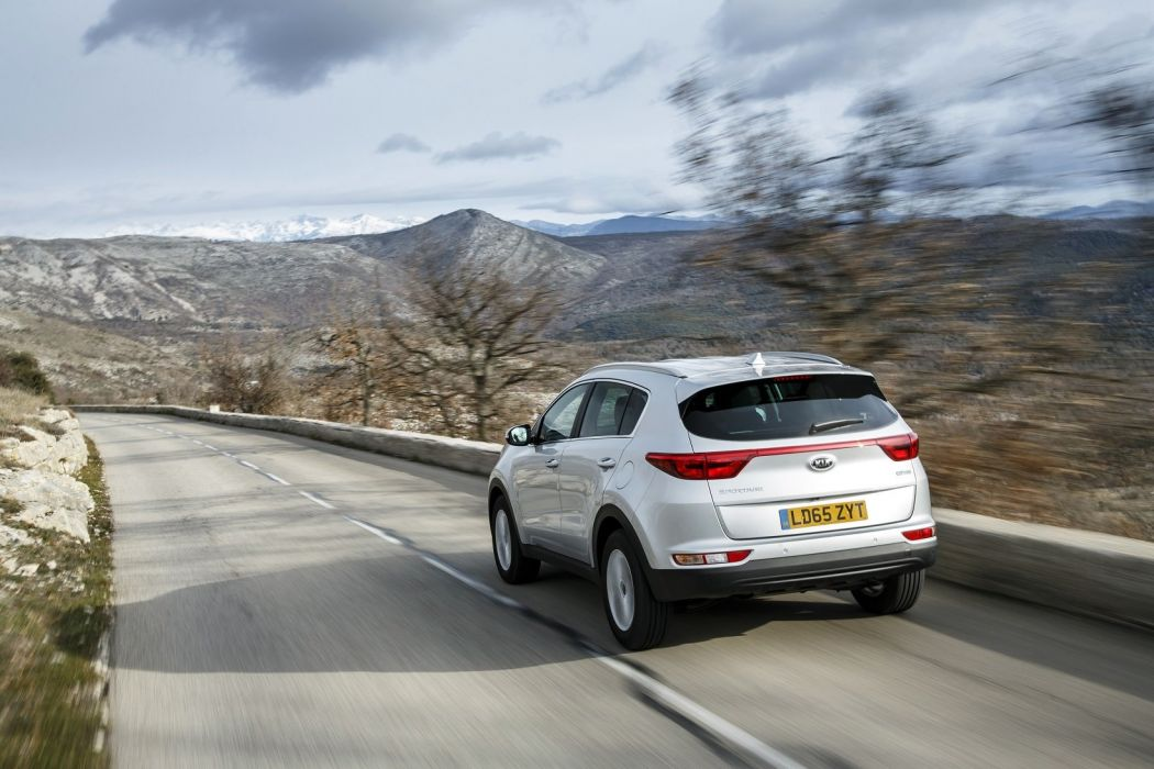 2016 cars uk-version kia sportage suv wallpaper