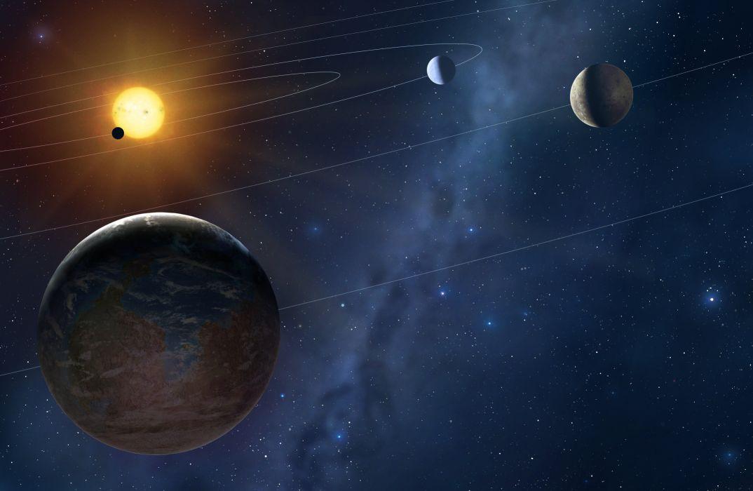 sci-fi science space fantasy wallpaper