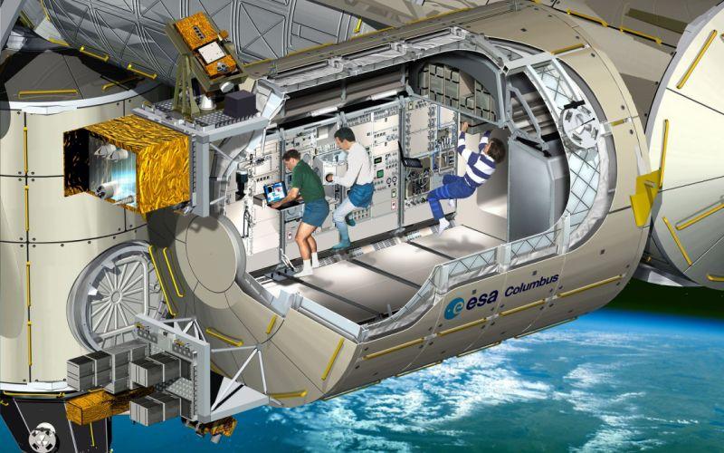 sci-fi science space fantasy art artwork artistic futuristic spaceship wallpaper
