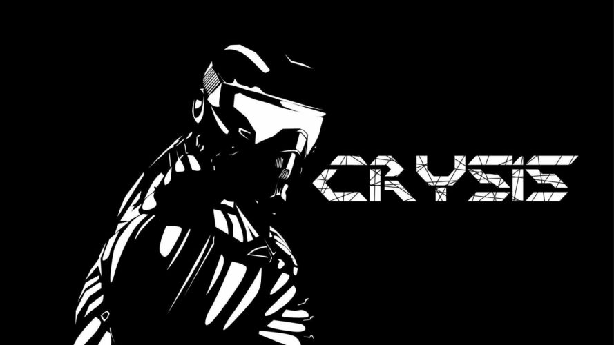 abstracto texto soldado crysis wallpaper