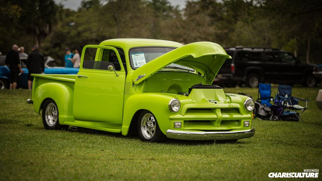 OLD pickup truck cars classic wallpaper