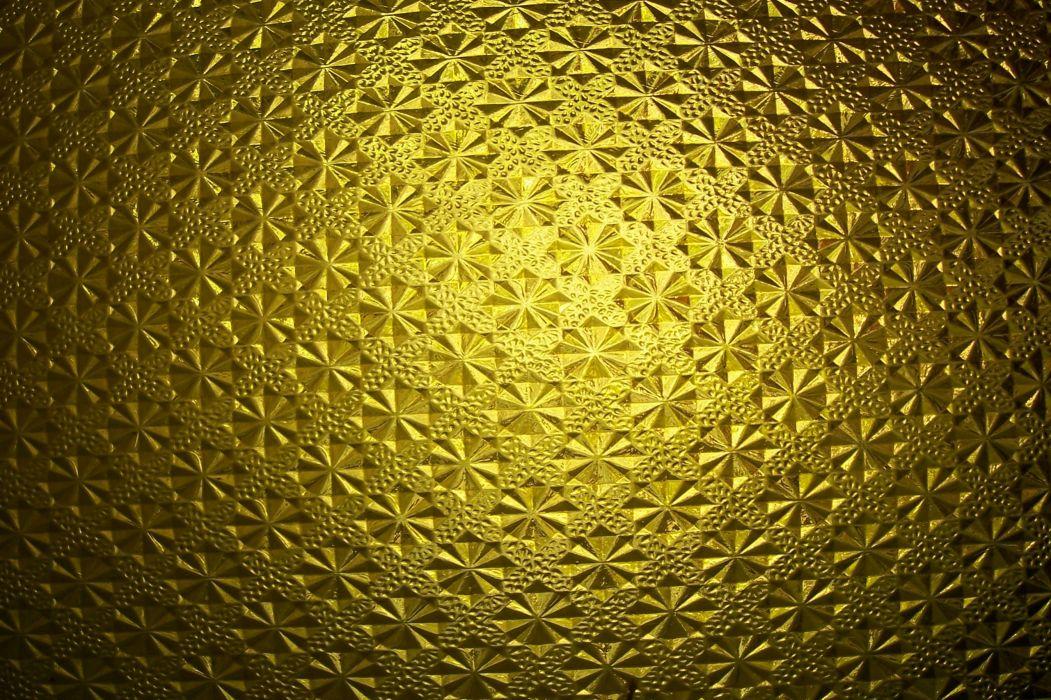 abstracto textura cristal amarillo translucido wallpaper