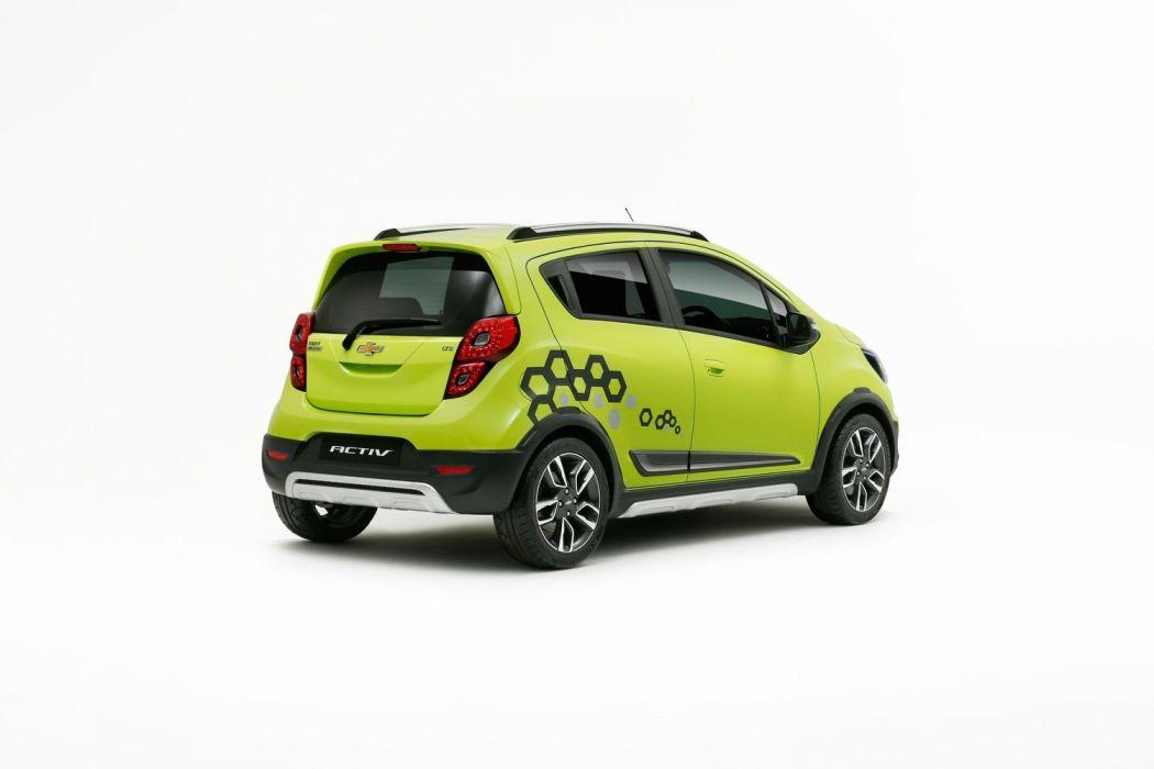 CHEVROLET BEAT ACTIV concept cars 2016 wallpaper