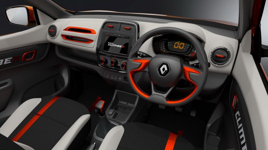 Renault Kwid Racer concept cars 2016 wallpaper