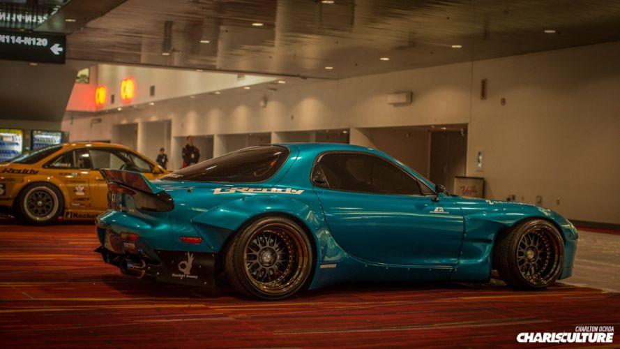 SEMA show 2015 cars modified wallpaper