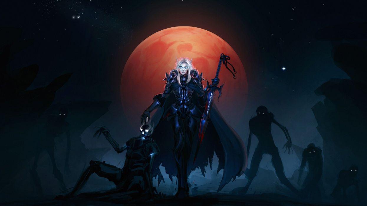 Death Knights wallpaper