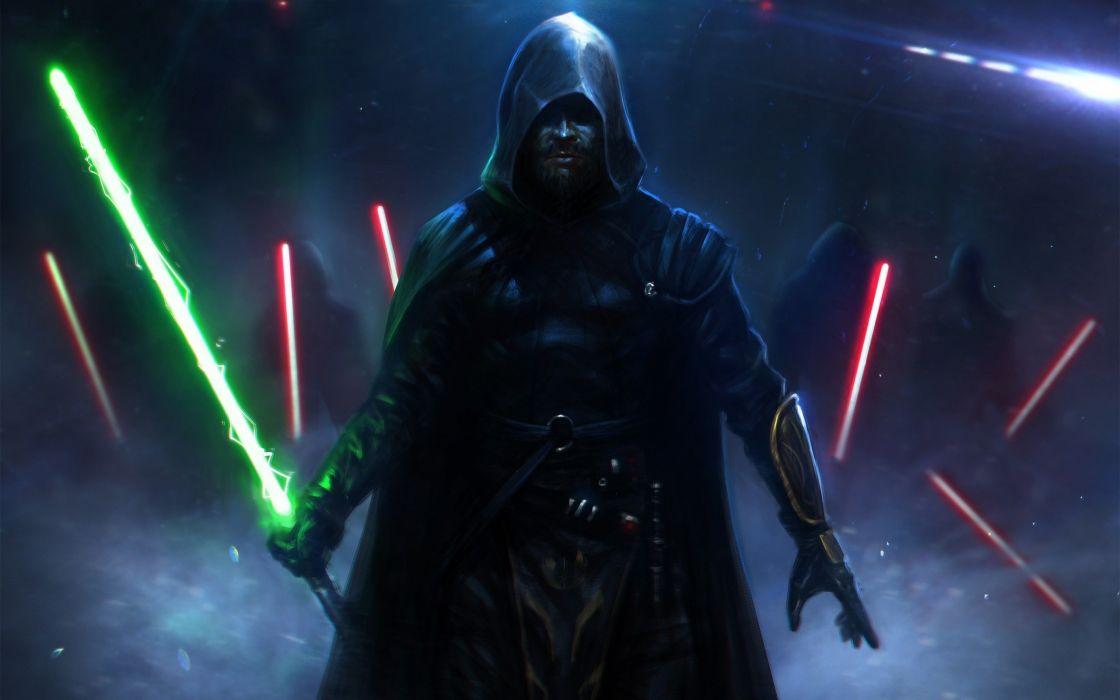 Jedi wallpaper