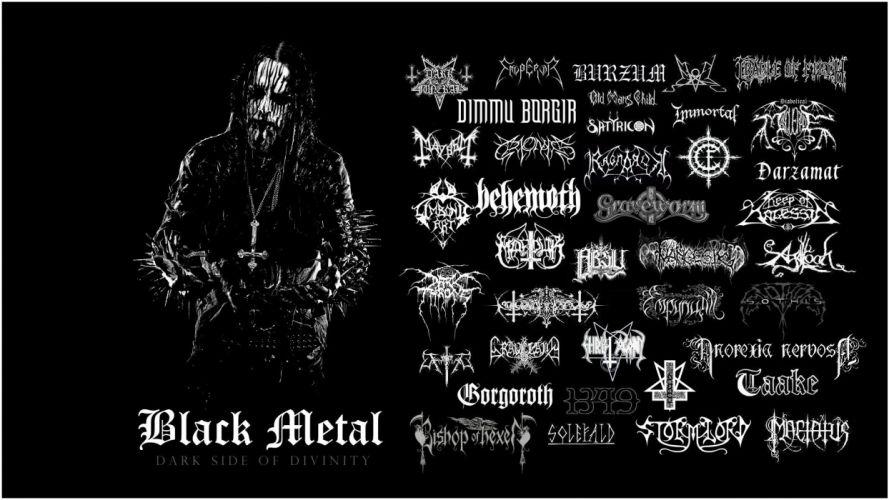 20 Black Metal Music Wallpaper wallpaper