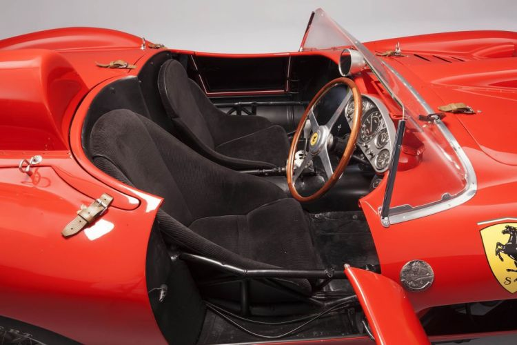 1957 Ferrari 335S cars classic wallpaper