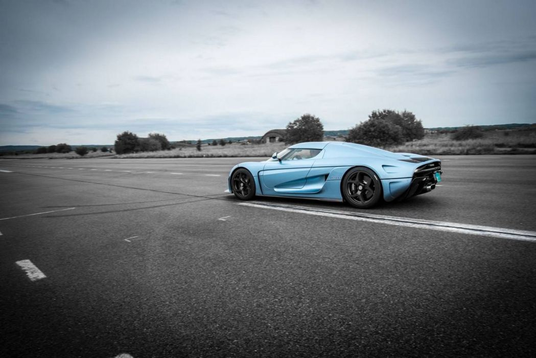 2016 Koenigsegg Regera cars supercars wallpaper