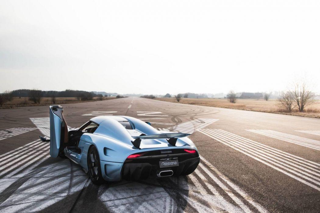2016 Koenigsegg Regera cars supercars wallpaper