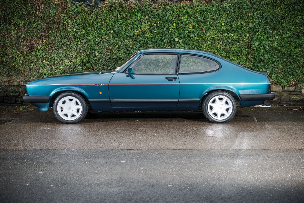 Ford Capri 280 cars coupe 1987 wallpaper