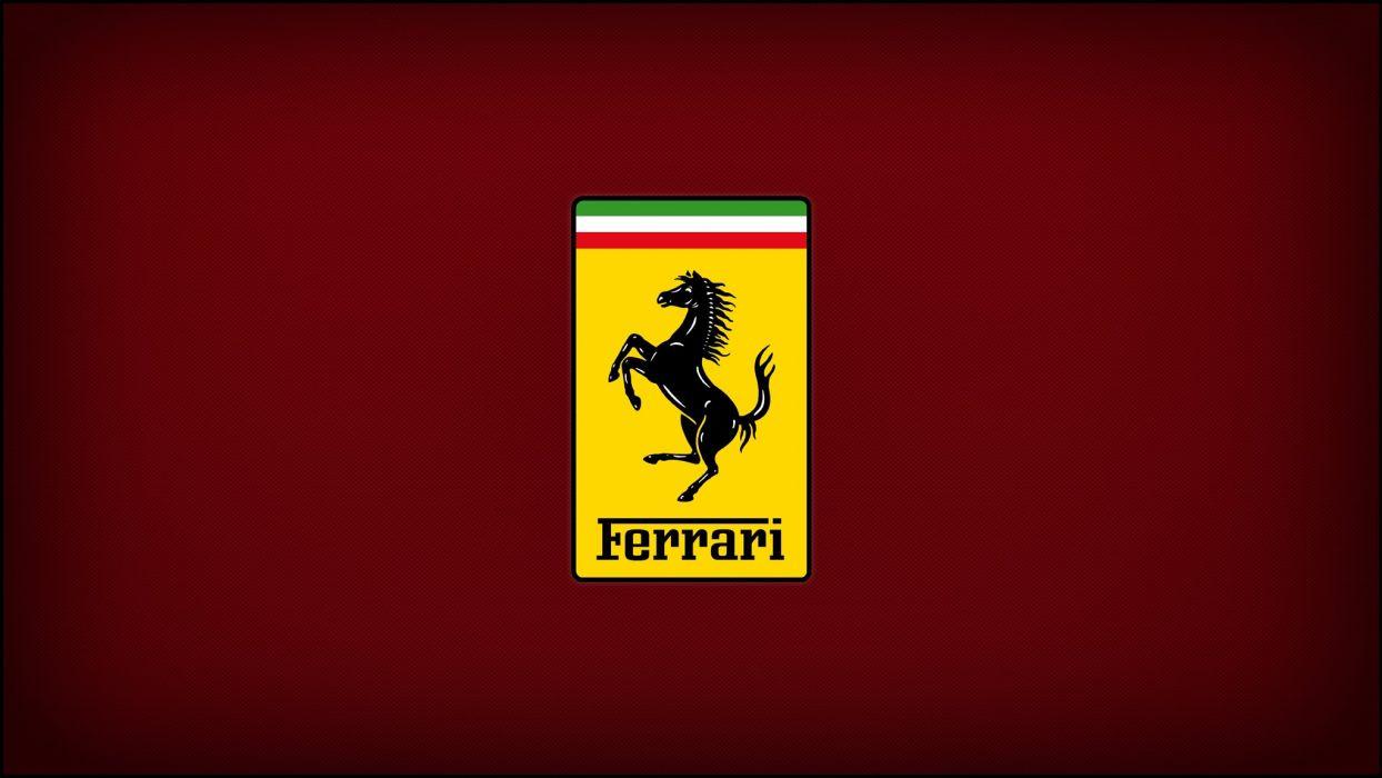 Ferrari logo cars wallpaper