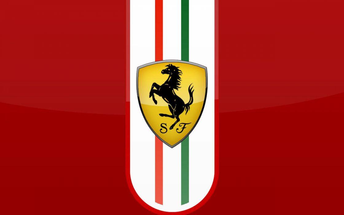 Ferrari logo cars wallpaper
