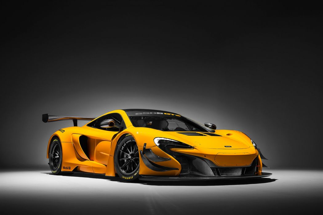 McLaren 650S GT3 2016 cars racecars wallpaper