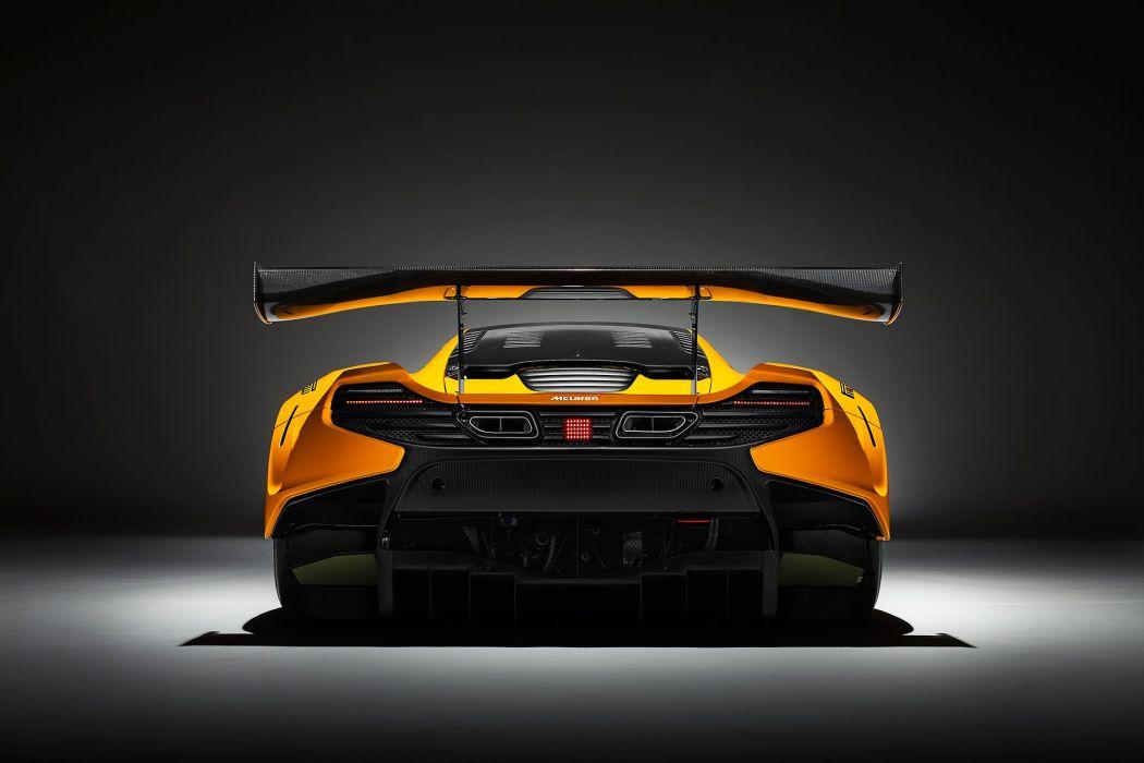 McLaren 650S GT3 2016 cars racecars wallpaper