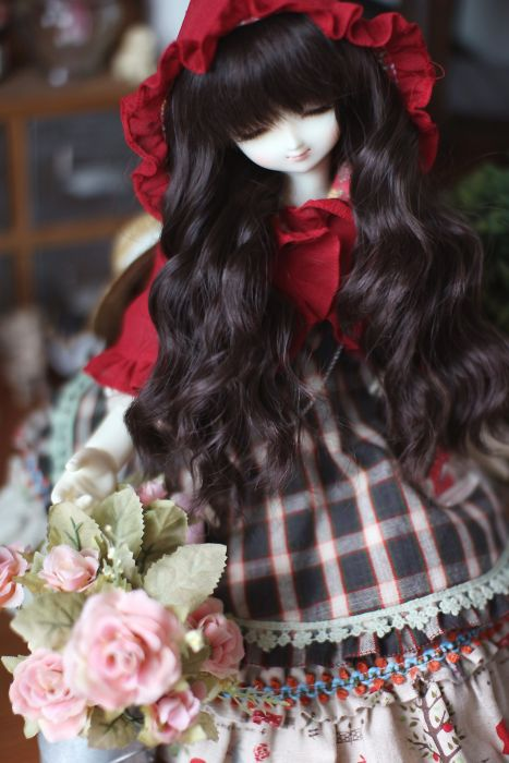 toys doll long hair beautiful cute wallpaper