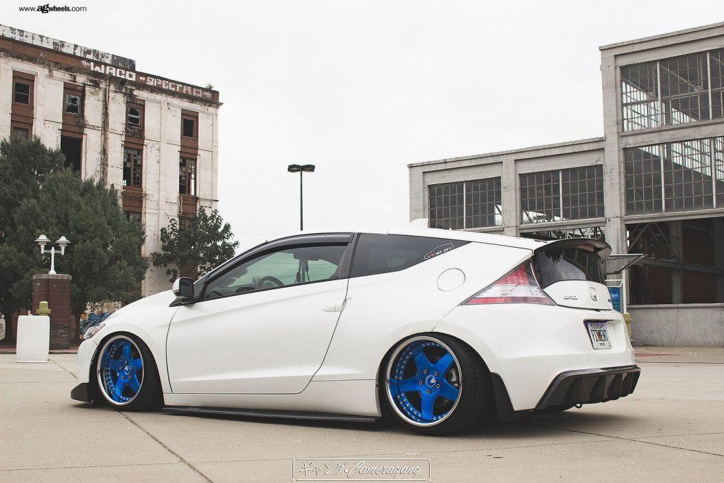 honda crz coupe cars white wallpaper