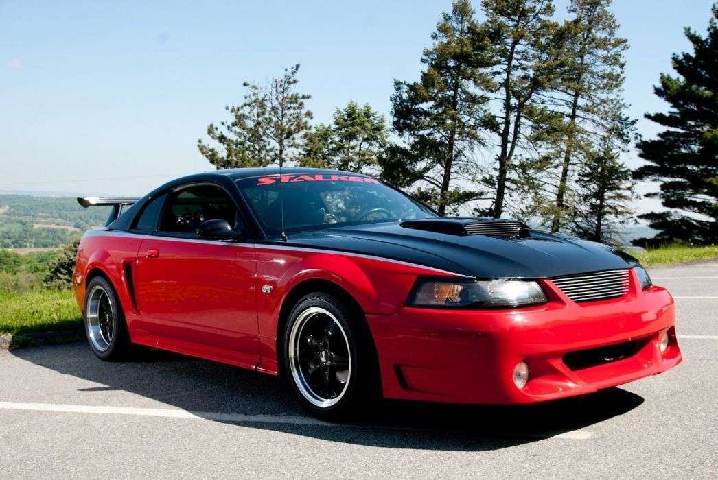 2000 Vortech Ford nMustang GT Stalker cars modified wallpaper