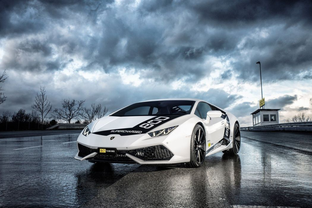 Lamborghini Huracan O CT TUNING cars supercharger modified wallpaper