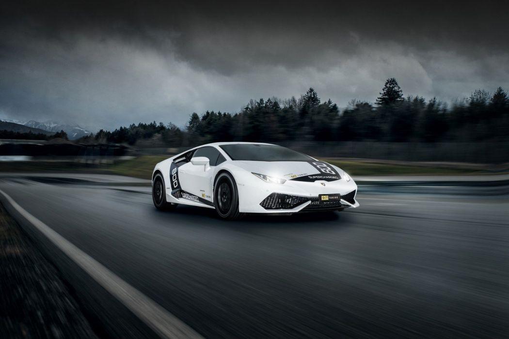 Lamborghini Huracan O CT TUNING cars supercharger modified wallpaper